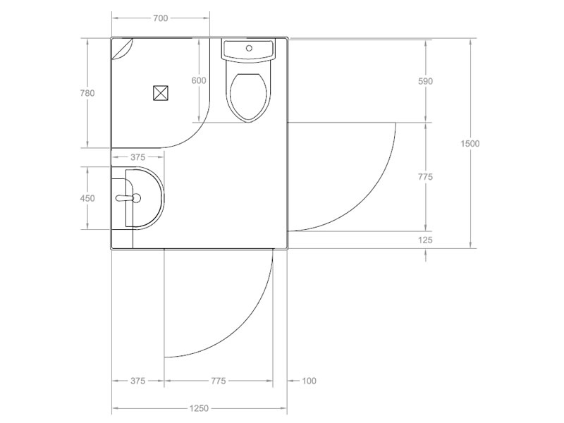 Bathroom floor plan layout tool home design inspirations for Ensuite planning tool